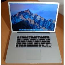 Apple MacBook Pro 17 A1297 HiRes i5 2010 nová baterie