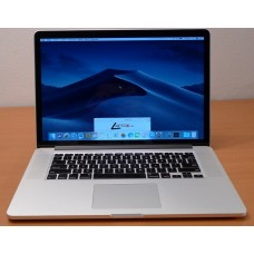 Apple MacBook Pro Retina 15 2015 i7 16GB 1TB AMD R9