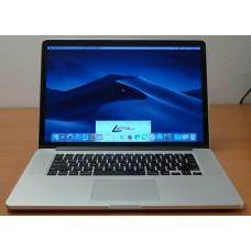 Apple MacBook Pro Retina 15 2012 i7 8GB 750GB GT650
