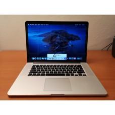 "Apple MacBook Pro Retina 15"" Mid 2012 2.3G/8G/500G"